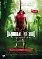 Cannibal Inferno - Uncut - DVD