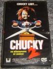 Chucky 2 – Die Mörderpuppe ist zurück, VHS