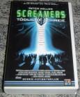 Screamers – Tödliche Schreie, VHS