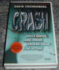 Crash von David Cronenberg, VHS
