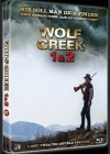 Wolf Creek 1 + 2 (1 & 2) '84 - Steelbook - NEU & OVP