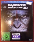 Planet der Affen - Revolution - 3D Collector's Edition