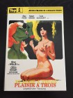 Plaisir a Trois - How to Seduce a Virgin kleine HB UNCUT