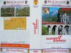 Glacier Express St. Moritz - Zermatt  ...  VHS !!!