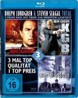 Dolph Lundgren & Steven Seagal  (3 Filme) [Blu-ray] OVP