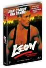 Leon - BD+DVD Mediabook B Lim 250 [Disc Zweitauflage] OVP