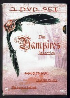 The Vampires Selection - 3 DVD u. a. The Vampire Journals
