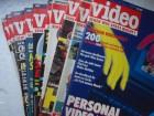 Video – Sehen was Spaß macht. Zeitschrift 1989 kompletter Ja