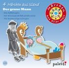 4 Märchen aus Island - Audio CD OVP