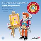 4 Märchen aus Frankreich - Audio CD OVP