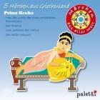 5 Märchen aus Griechenland Audio CD OVP