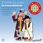 3 Märchen aus Ungarn - Audio CD OVP