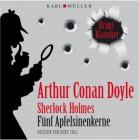 Sherlock Holmes - Fünf Apfelsinenkerne  Audio CD OVP