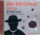 Pater Brown: Der Kopf Caesars Audio-CD – 2009 OVP