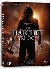 BR BOX The Hatchet Trilogy UNCUT - Limited 3-Disc Collectors
