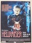 Hellraiser Postkarte