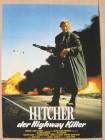 Hitcher der Highway Killer Postkarte (sehr selten)