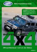 Motorvision: Adventure 4x4 Vol. 2 DVD OVP