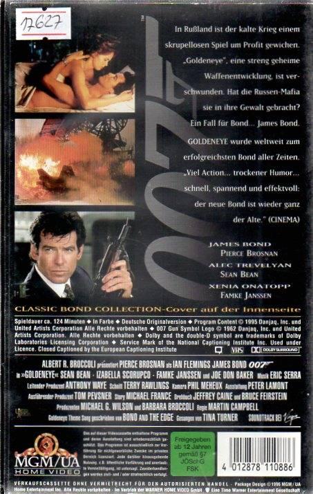 James Bond 007 - Goldeneye (17627)