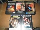 VHS - Sammlung - WARNER - Yakuza - Mann San Fernando...