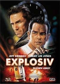 EXPLOSIV - BLOWN AWAY Cover A - Mediabook
