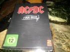 AC/DC Fan Box - 2 DVD - Ride on, Bon + Thunderstruck Neu OVP