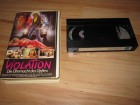 Violation - Die Ohnmacht des Opfers VHS Video  TOP & RAR!
