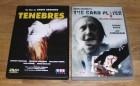 Dario Argento TENEBRE (Giallo, franz�s. DVD, uncut)