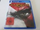 PS4 Spiel GOD OF WAR 3 REMASTERED wie Neu Play Station 4