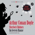 Sherlock Holmes - Im leeren Hause Audio-CD OVP