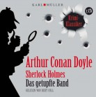 Sherlock Holmes - Das getupfte Band Audio-CD OVP