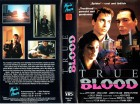 VHS) True Blood - Jeff Fahey, Chad Lowe, James Tolkan- uncut