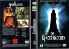 (VHS) Das Kindermädchen - uncut Version - CIC/Universal