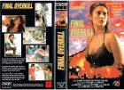 (VHS) Final Overkill - Tia Carrere, Lisa Dean Ryan (1995)