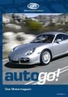 Motorvision: Auto go! Das Motormagazin Vol. 1 DVD OVP