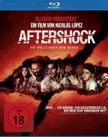 Aftershock [Blu-ray] (deutsch/uncut) NEU+OVP