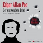 Der entwendete Brief, Edgar Allan Poe Audio-CD – 2009 OVP