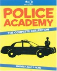 --- Police Academy Collection (7 Discs) [Blu-ray] ---