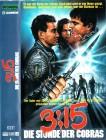 (VHS) 3:15 - Die Stunde der Cobras - Adam Baldwin (1986)