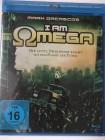 I am Omega - Planet der Toten, Zombies - I am legend NEU