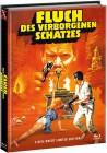Fluch des verborgenen Schatzes - DVD/Blu-ray Mediabook A OVP