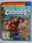 Die Croods - Dreamworks Animation - Prähistorische Familie