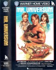 (VHS) Mr. Universum - Arnold Schwarzenegger, Jeff Bridges