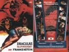 DRACULAS BLUTHOCHZEIT MIT FRANKENSTEIN - Große Hartbox