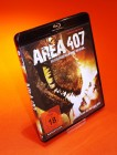 Area 407 ( Blu-ray ) Found Footage Creature-Horror unCut