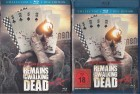 Remains of the walking Dead - uncut (Blu-Ray+DVD) OVP