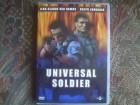 Universal Soldier  - Van Damme - Lundgren  - uncut dvd