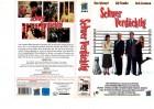 SCHWER VERDÄCHTIG - Dan Aykroyd,Jack Lemmon - VHS kl.Cover