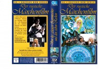 VON DER SCHÖNEN ZARENTOCHTER UND DEN 7 RECKEN - VHS kl.Cover