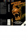 AMERICAN WEREWOLF - John Landis  - spectrum Glasbox VHS
